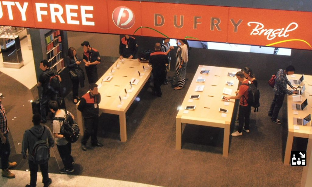 Duty Free Apple iPhone