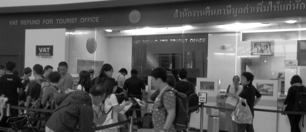 Tourist Refund BKK