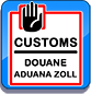 duty free customs allowances
