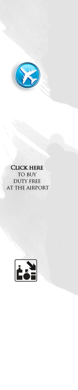 Los Angeles airport duty free shoppers